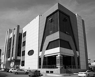 Здание Спортивного общества МВД в г.Баку