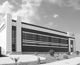 Офис мраморно-гранитного завода группы компаний Akkord