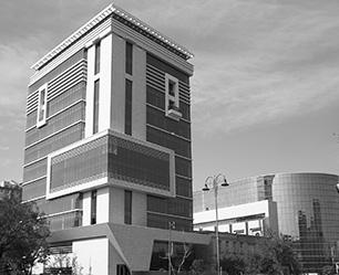 Главный офис банка ВТВ в Баку