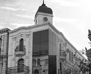 Жилищно-офисный комплекс в Баку
