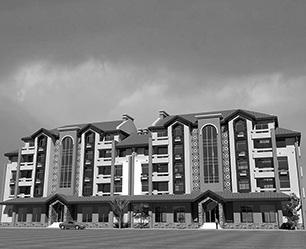 Концепция жилищного комплекс в г. Загаталы