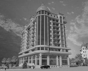 Жилищный комплекс в г. Алматы