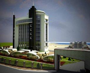 Отельный комплекс в пос. Шихово