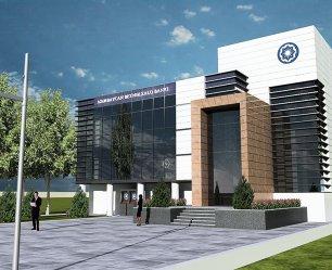 Концепция филиала Международного банка Азербайджана