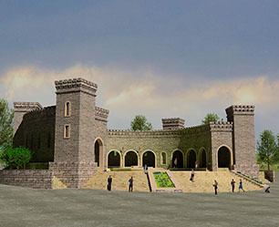 Концепция крепости в г. Товуз
